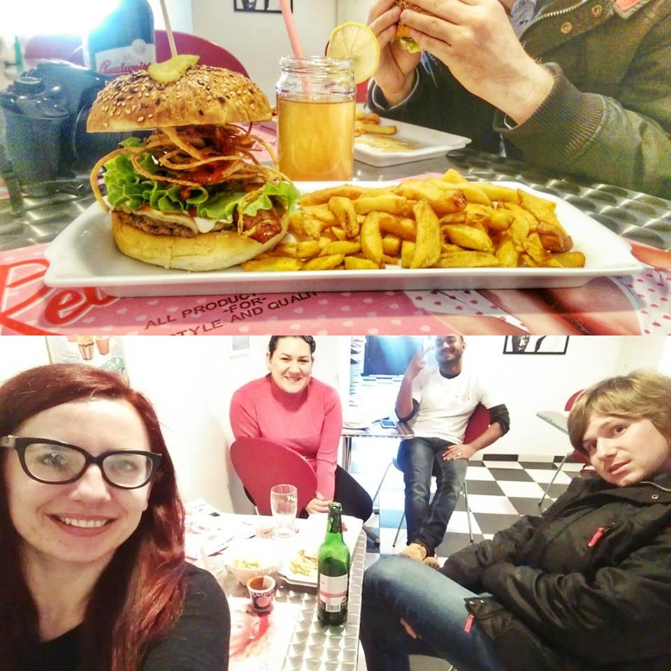 Posjeta Nina's Diner