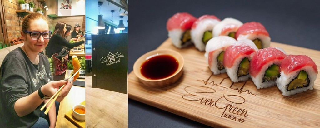 EverGreen Sushi bar