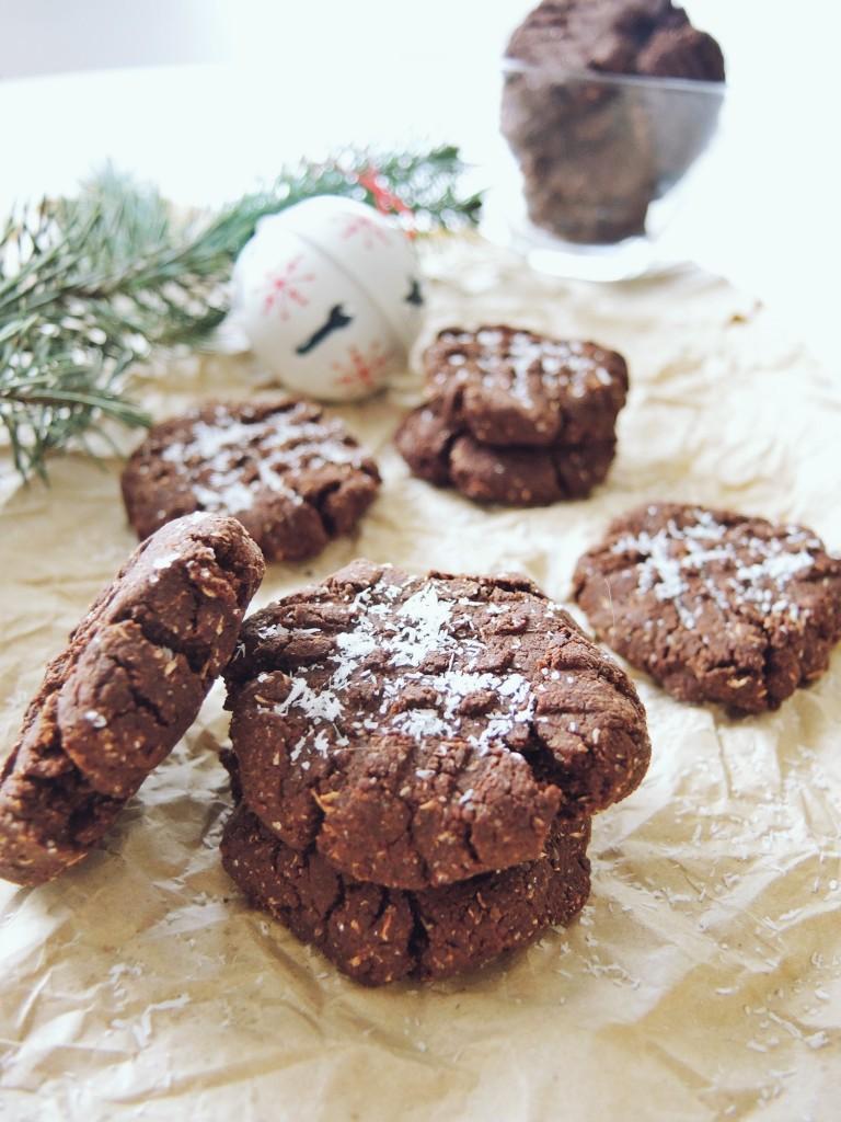 Bezglutenske kakao kekse