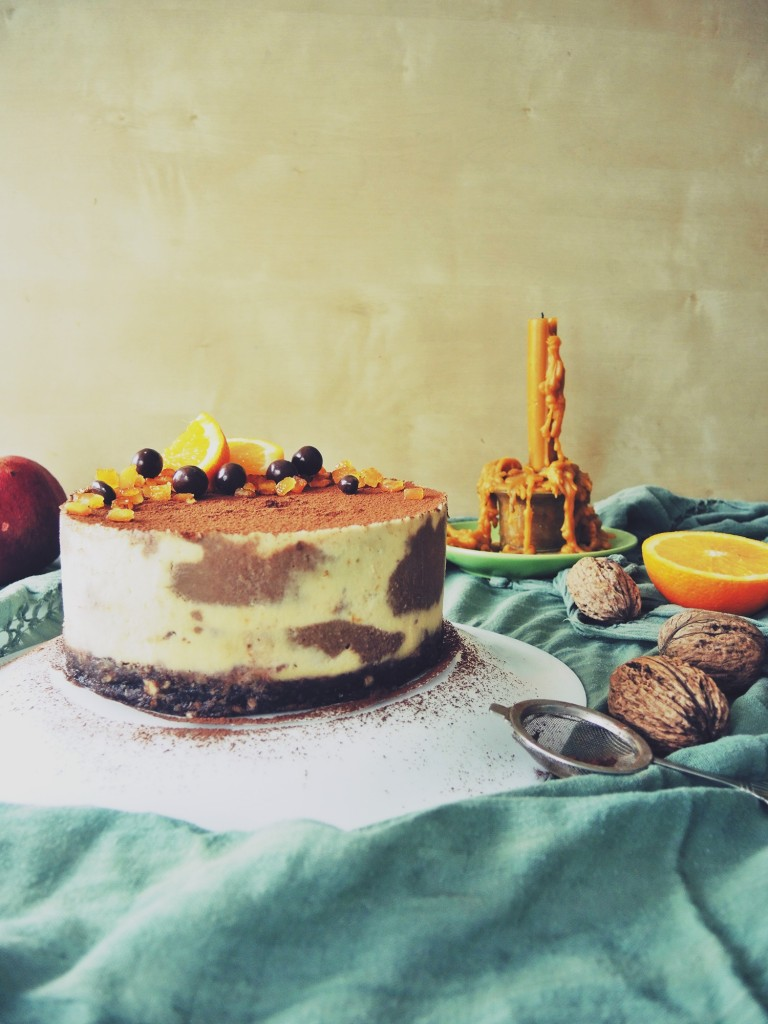 Veganski cheesecake