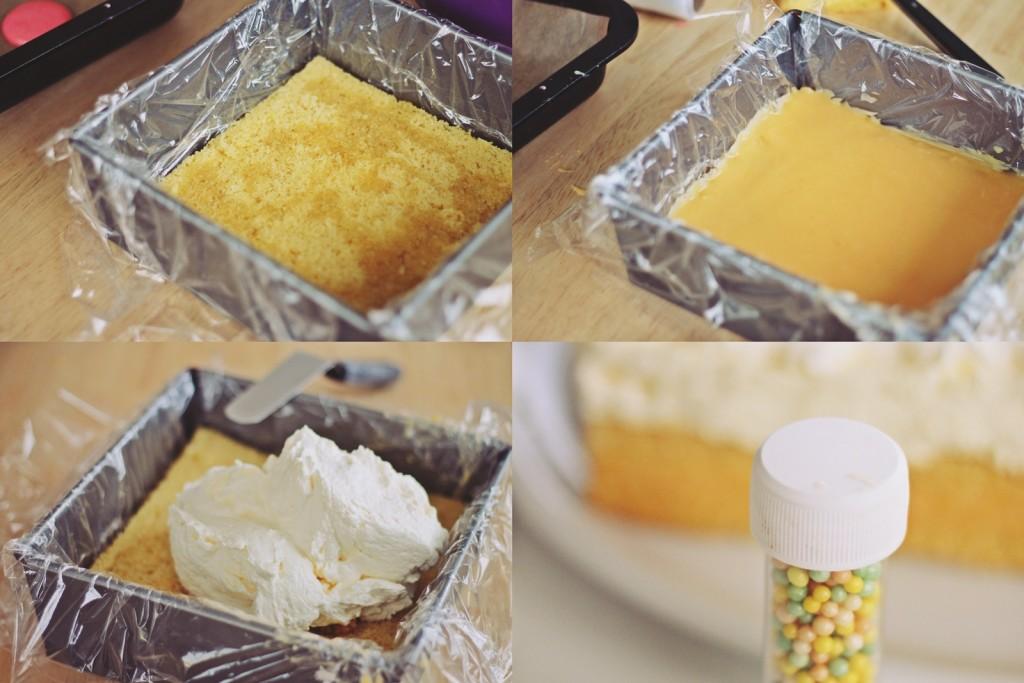 Slaganje torte
