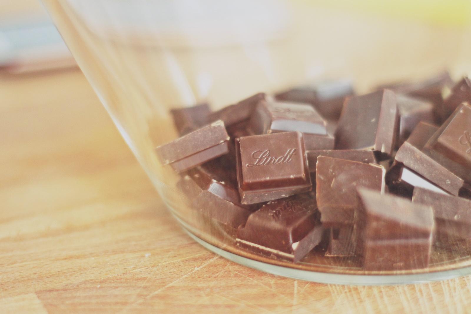 Lindt čokolada
