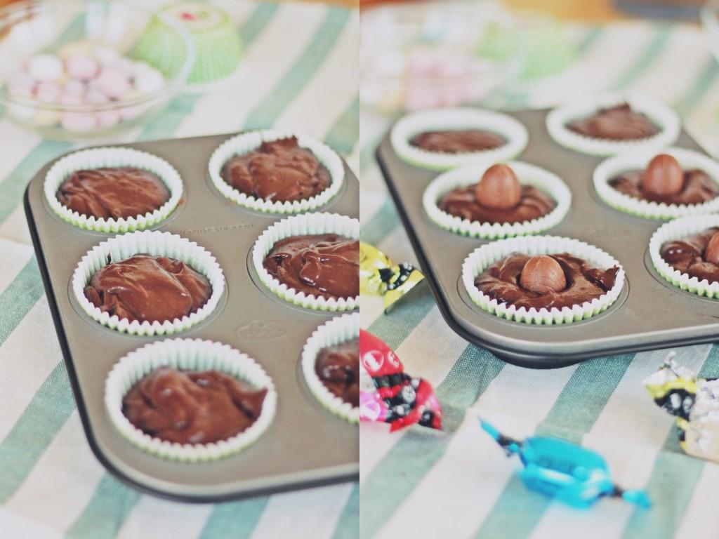 Čokoladni cupcakesi