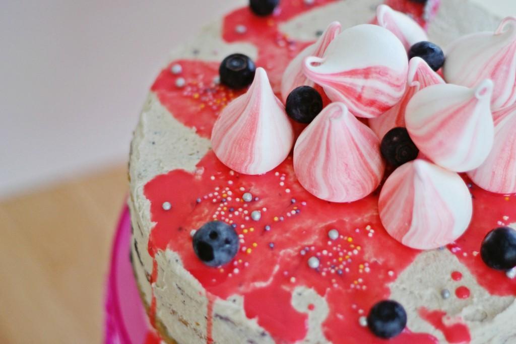 Torta sa borovnicama