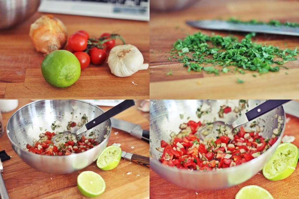 Domaća salsa