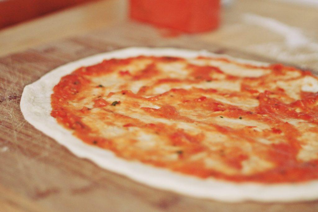 Domaći pizza umak
