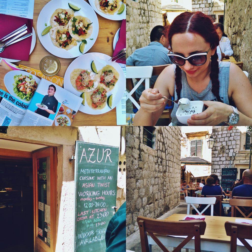 Restoran Azur Dubrovnik