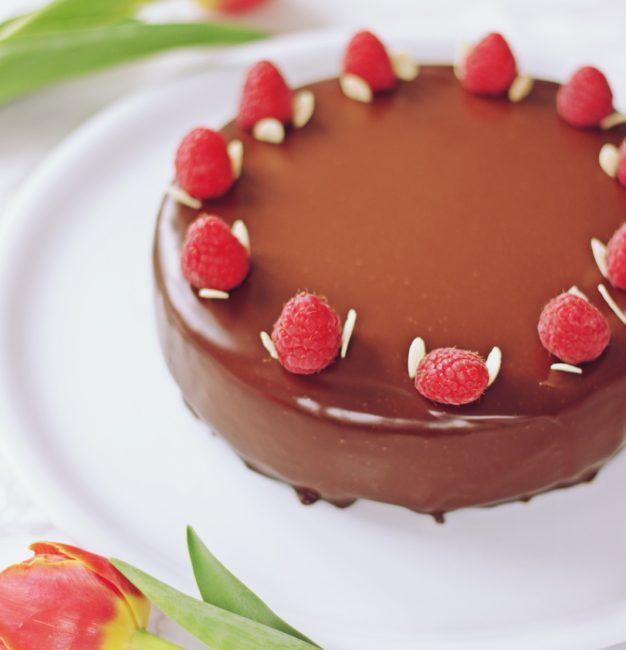 Slana mousse torta