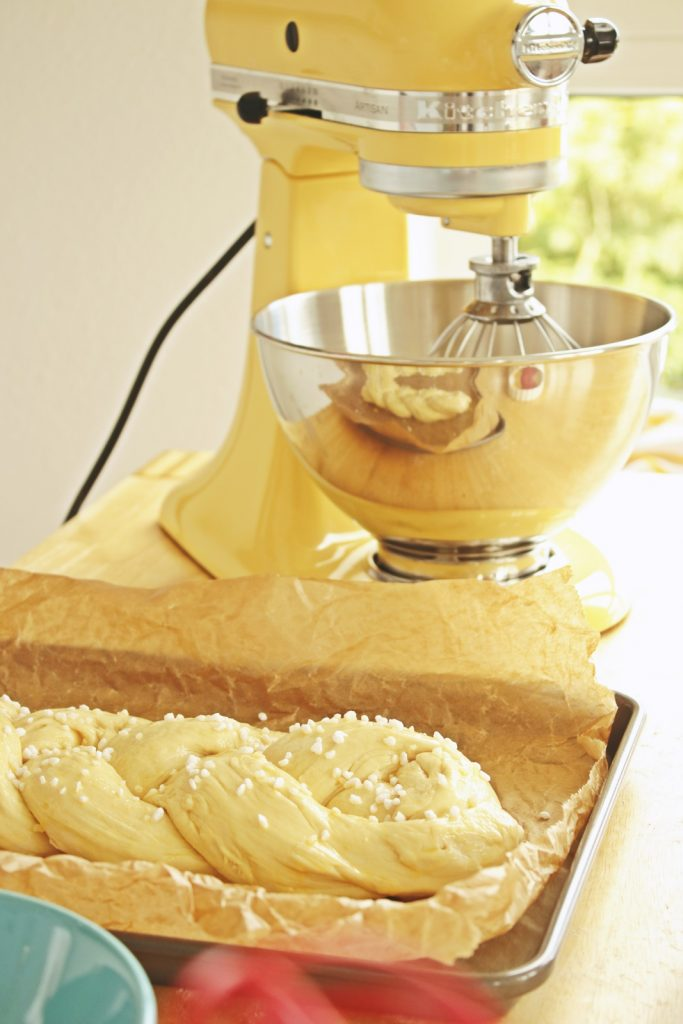 Medeni kruh priprema