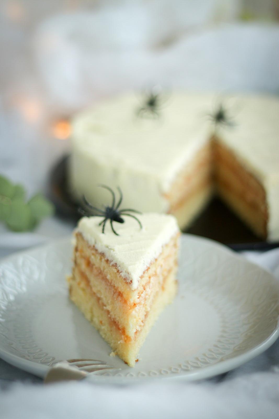 Bijela Sacher Torta