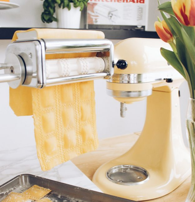 Domaci ravioli by KitchenAid