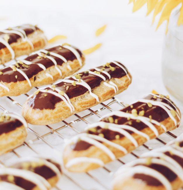 Čokoladni ekleri