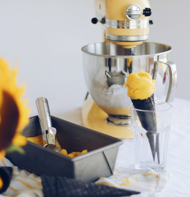 Ljetni sorbet – Mango Marakuja Bosiljak