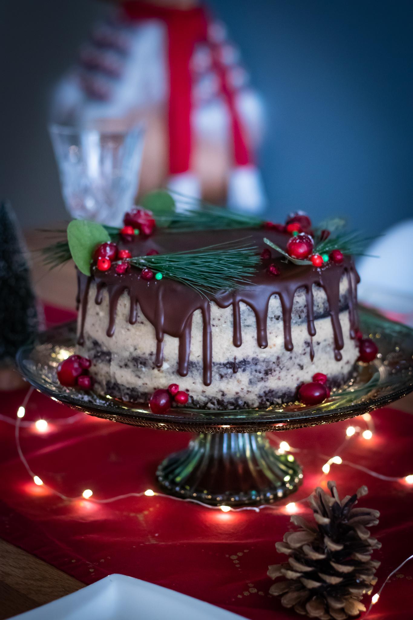 Bozicna torta od oraha